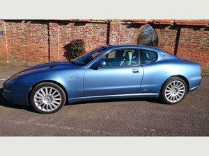 2003 Maserati Coupe Cambiocorsa 4200 For Sale