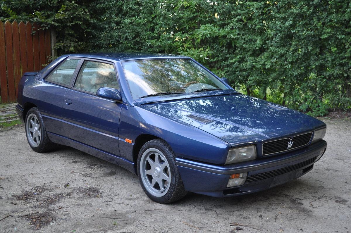 Maserati Gibli 2.0 (1994) For Sale (picture 1 of 6)