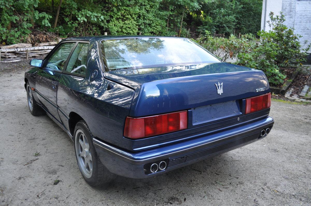 Maserati Gibli 2.0 (1994) For Sale (picture 3 of 6)