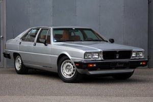 1980 Maserati Quattroporte III LHD For Sale