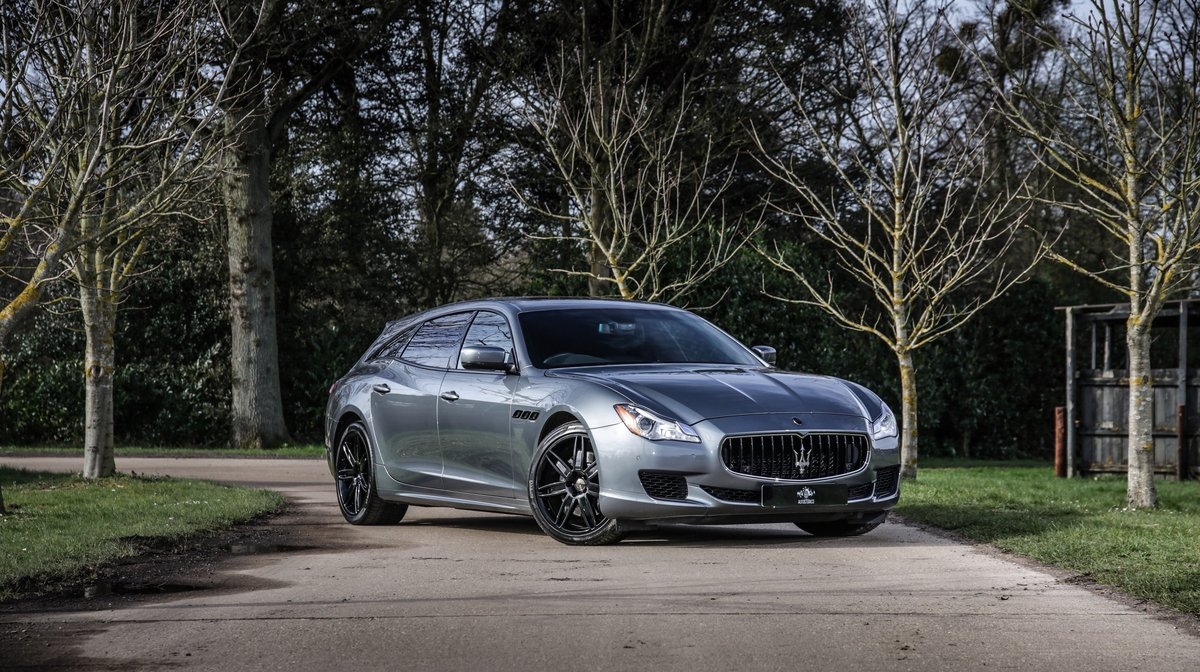 2016 Maserati Quattroporte 3.0 TD Shooting Brake  For Sale (picture 1 of 6)