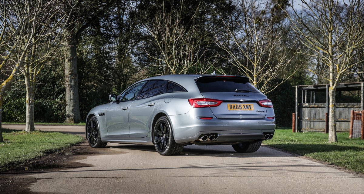 2016 Maserati Quattroporte 3.0 TD Shooting Brake  For Sale (picture 2 of 6)