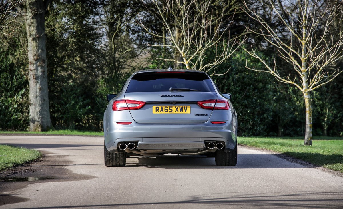 2016 Maserati Quattroporte 3.0 TD Shooting Brake  For Sale (picture 3 of 6)