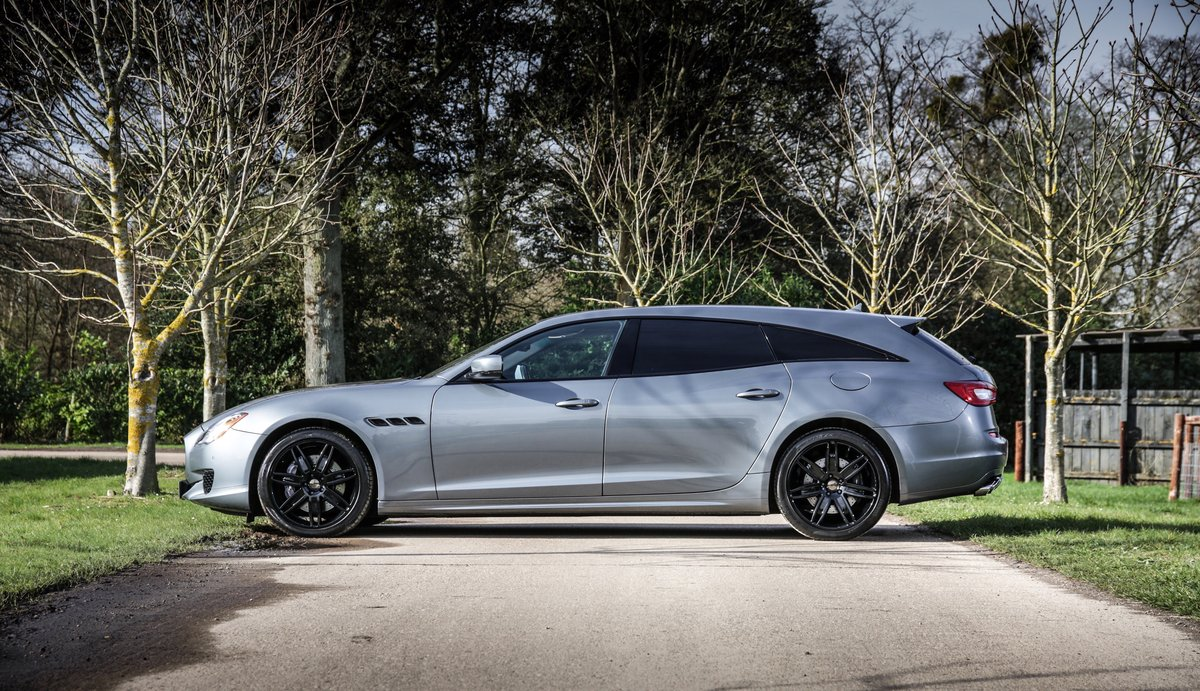 2016 Maserati Quattroporte 3.0 TD Shooting Brake  For Sale (picture 4 of 6)