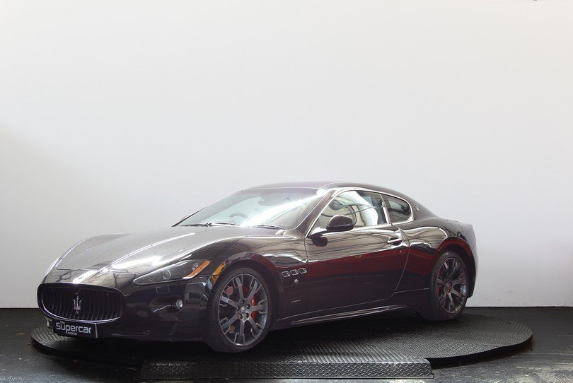 2010 Maserati Granturismo S - MC Shift - New Clutch & Brakes  For Sale (picture 5 of 6)