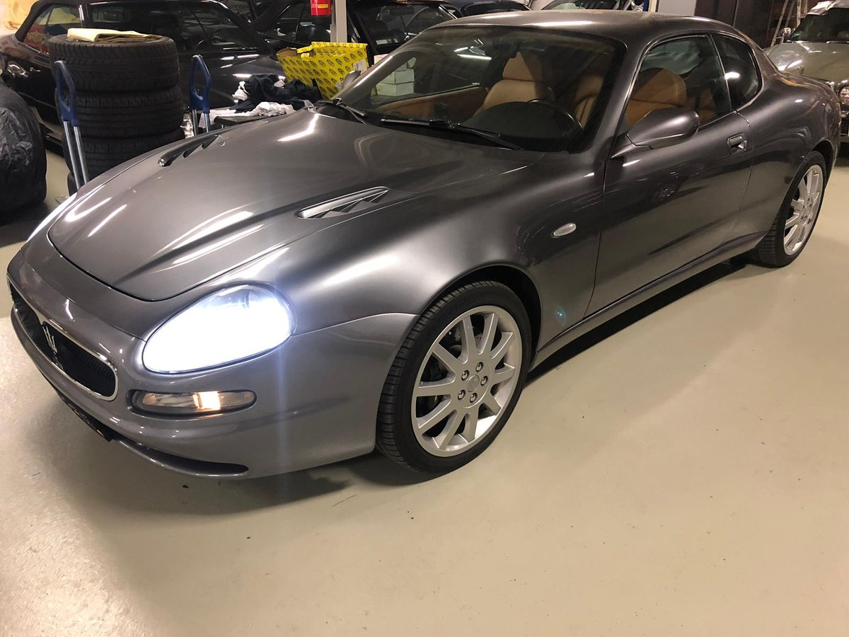2000 Maserati 3200GT coupé For Sale (picture 1 of 6)