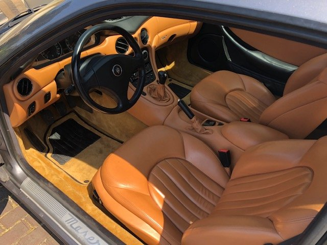 2000 Maserati 3200GT coupé For Sale (picture 3 of 6)