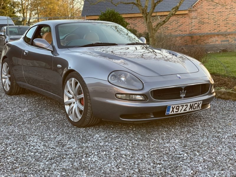 2000 Maserati 3200 GTA - Low Mileage and Exceptional! For Sale (picture 1 of 5)
