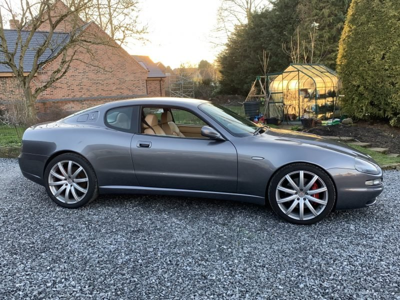2000 Maserati 3200 GTA - Low Mileage and Exceptional! For Sale (picture 2 of 5)
