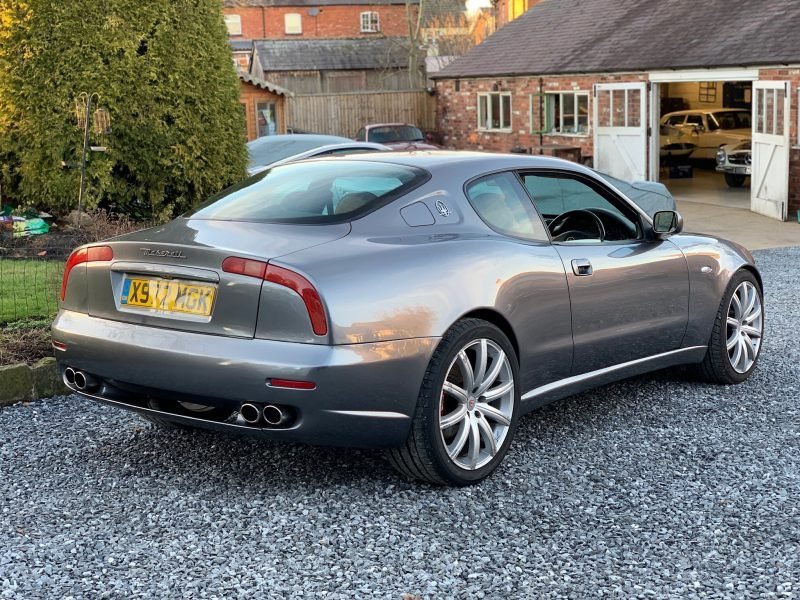 2000 Maserati 3200 GTA - Low Mileage and Exceptional! For Sale (picture 3 of 5)