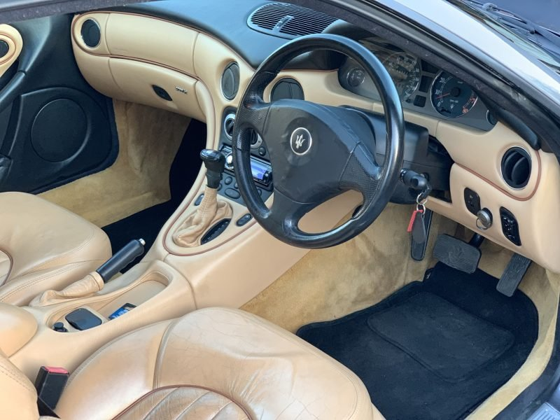 2000 Maserati 3200 GTA - Low Mileage and Exceptional! For Sale (picture 4 of 5)