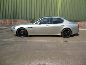 2011 Maserati Quattroporte  Awards Edition (GT-S)  € 59.900 For Sale