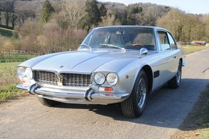 1968 Maserati Mexico 4.2: 13 Apr 2019 For Sale by Auction