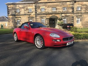 2002 Maserati spyder 46k running project For Sale