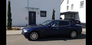 2005 Maserati Quattroporte - just serviced
