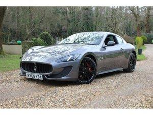 2016 Maserati Granturismo 4.7 Sport 2dr AS NEW, MASA WARRANTY 09/