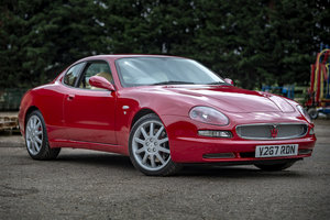2000 Maserati 3200 GTA - Immaculate/40000 mls - on The Market SOLD by Auction