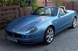 2003 Spyder 4.2 Cambio Corsa-Barons Sandonw Pk Tues 30 April 2019 For Sale by Auction