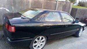 Classic Maserati Quattroporte 1996