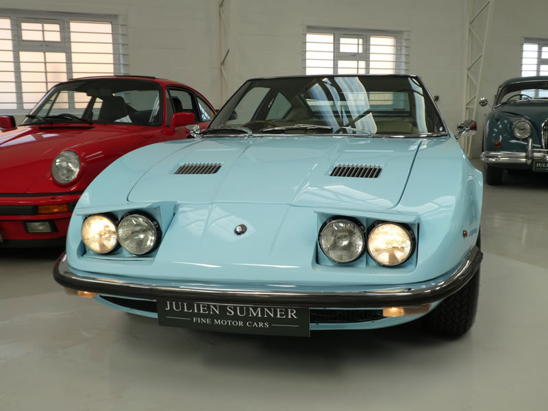 1970 Maserati Indy 4200  For Sale (picture 3 of 6)