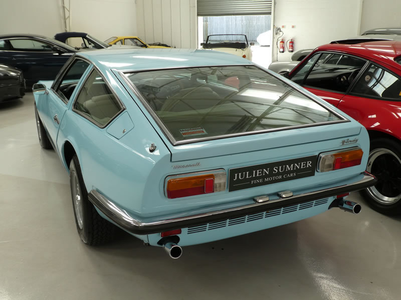 1970 Maserati Indy 4200  For Sale (picture 4 of 6)