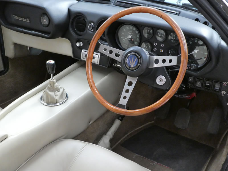 1970 Maserati Indy 4200  For Sale (picture 5 of 6)
