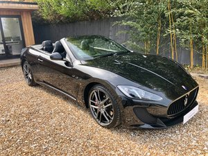 2013 Grancabrio MC, Low Miles, Great Spec, Inspected and Serviced For Sale
