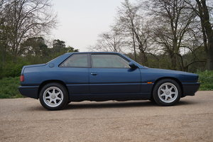 1993 Maserati Ghibli Biturbo For Sale