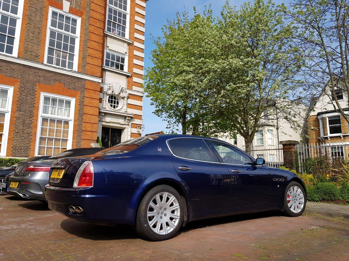 2005 Maserati Quattroporte - just serviced For Sale (picture 3 of 6)