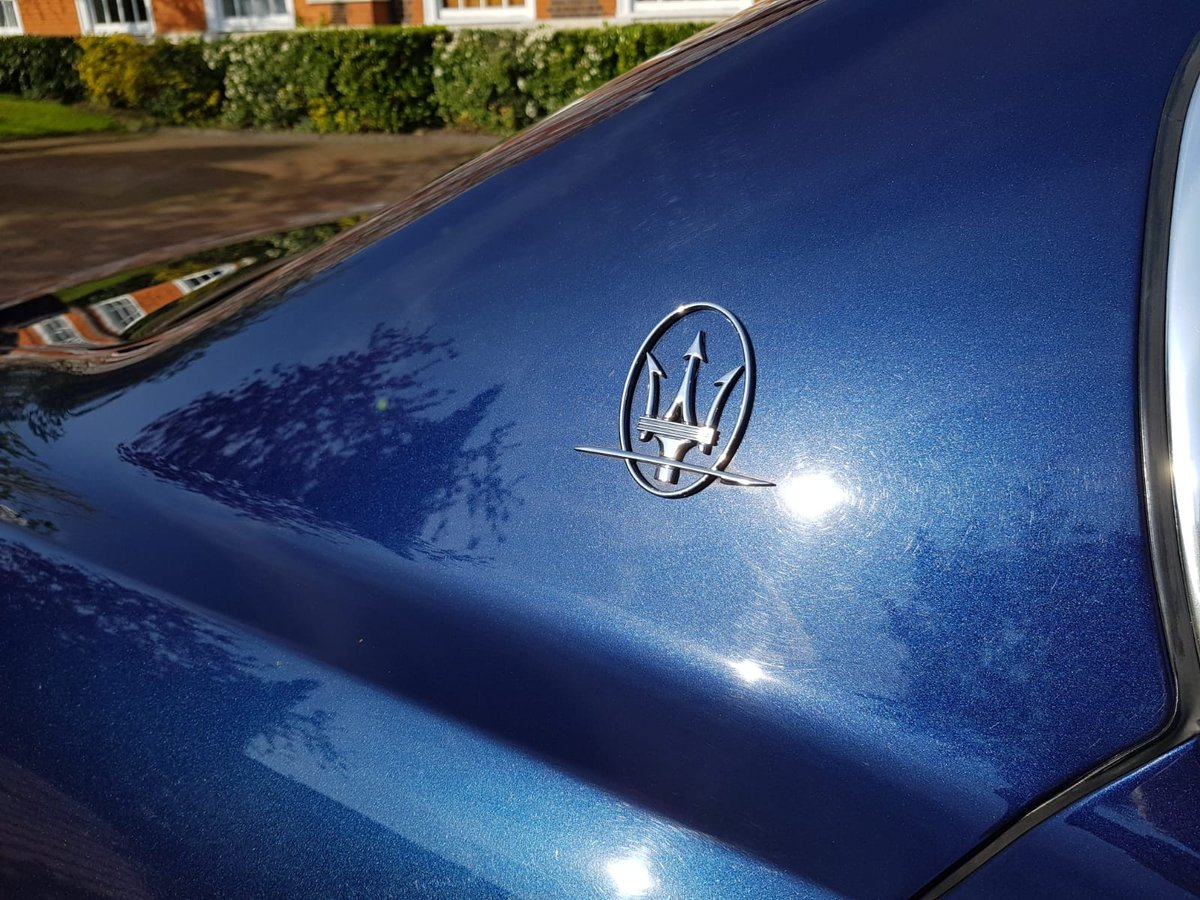 2005 Maserati Quattroporte - just serviced For Sale (picture 6 of 6)