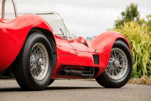 Crosthwaite & Gardiner Legacy Maserati Tipo 61 Birdcage For Sale