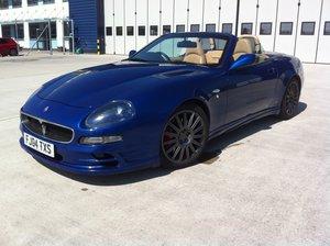 2004 Maserati 4200 Spyder For Sale