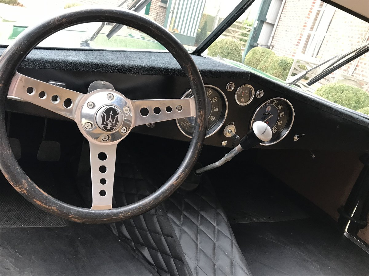 1979 Maserati 330  For Sale (picture 6 of 6)