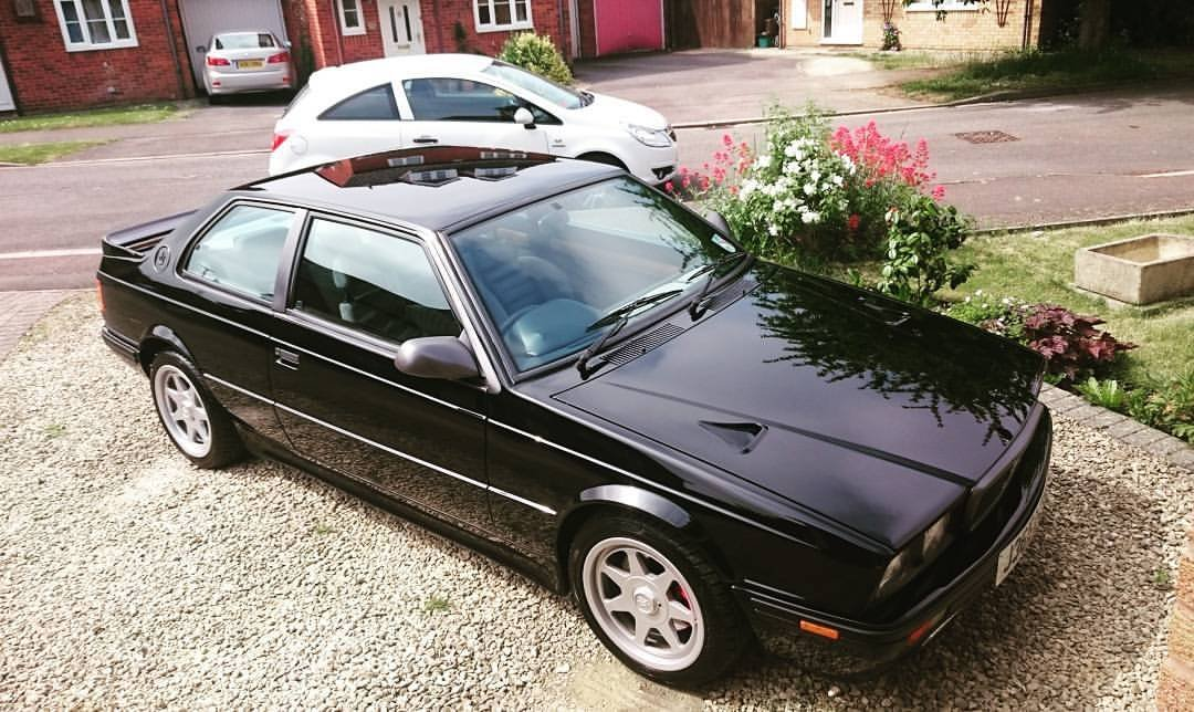 1992 Maserati 222SE UK RHD Manual Coupe.  Only 7 left! For Sale (picture 1 of 6)