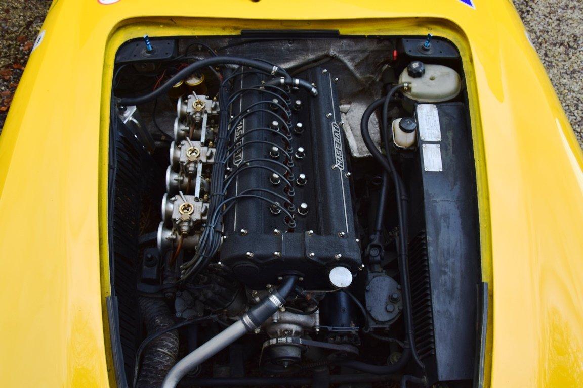 1961 Maserati 3500 GT FIA Historic race car For Sale (picture 6 of 6)