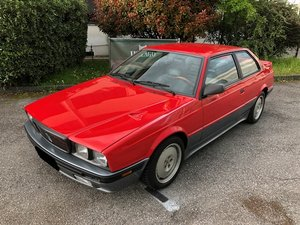 1990 MASERATI BITURBO 2.24V V6  For Sale