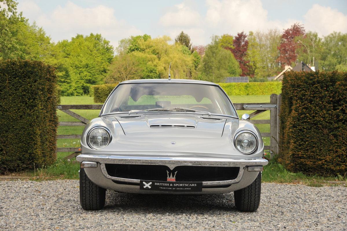 Maserati Mistral (1966) For Sale (picture 2 of 6)