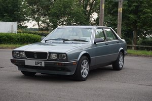 1989 Maserati Biturbo 430 low miles RHD new Belt & Pump For Sale