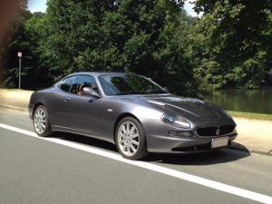 1999 Maserati 3200 GT - Manual Gearbox