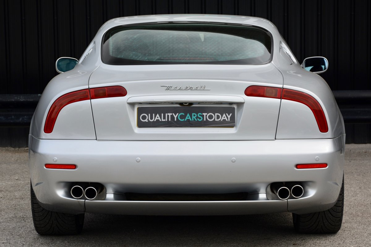 2001 Maserati 3200 GT *Just 33k Miles + Exceptional* For Sale (picture 3 of 6)
