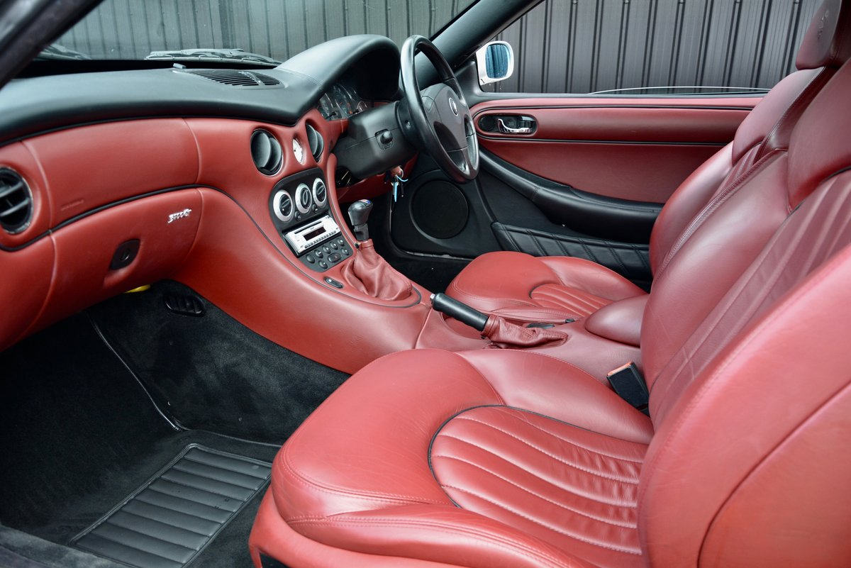 2001 Maserati 3200 GT *Just 33k Miles + Exceptional* For Sale (picture 4 of 6)