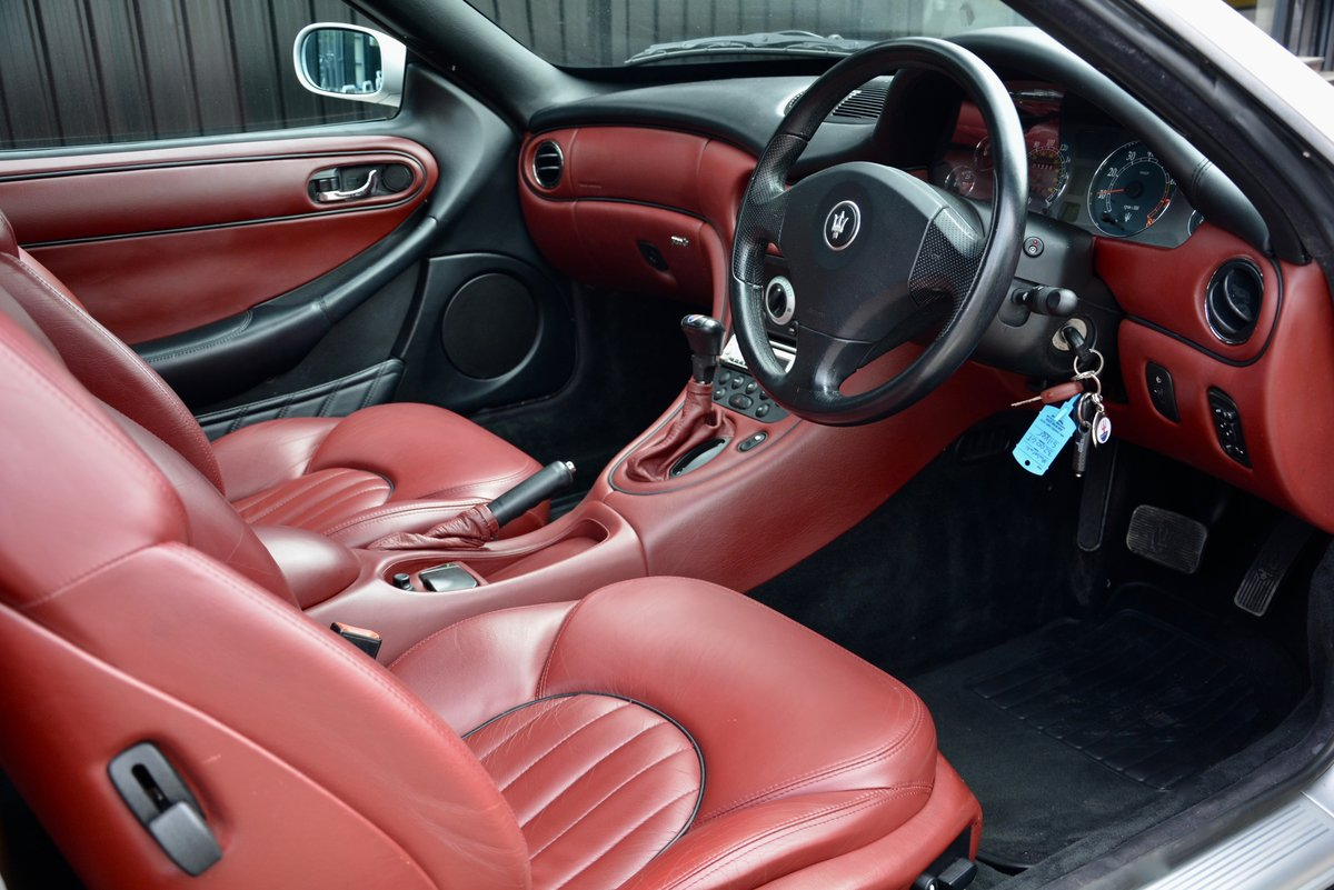 2001 Maserati 3200 GT *Just 33k Miles + Exceptional* For Sale (picture 5 of 6)