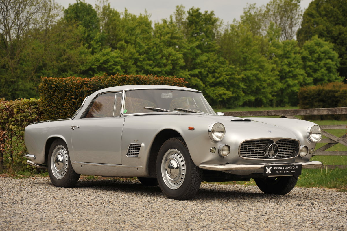 Maserati 3500 GT Coupe - P.O.R. (1960) For Sale (picture 1 of 6)