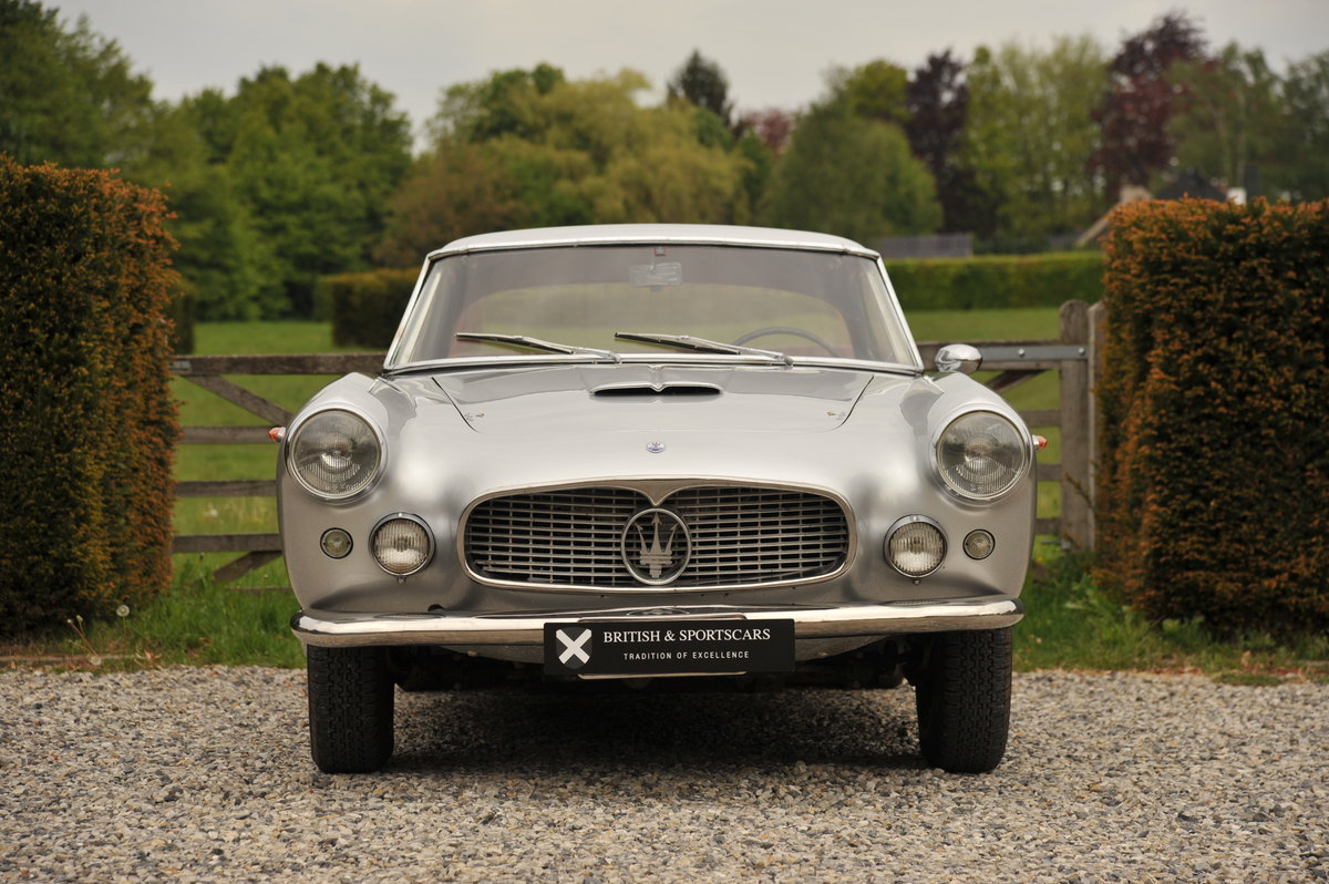 Maserati 3500 GT Coupe - P.O.R. (1960) For Sale (picture 2 of 6)