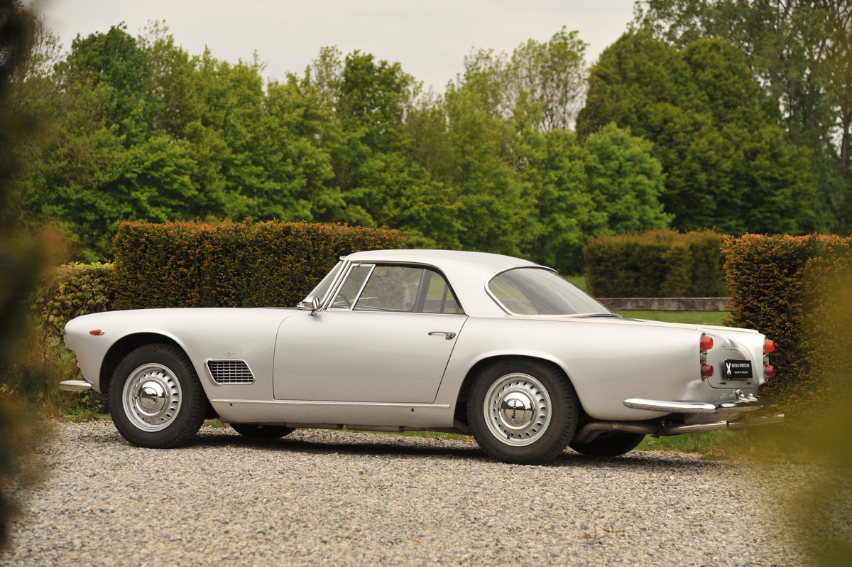 Maserati 3500 GT Coupe - P.O.R. (1960) For Sale (picture 3 of 6)