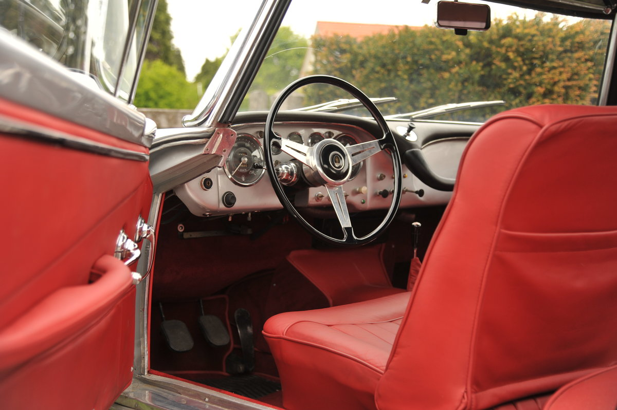 Maserati 3500 GT Coupe - P.O.R. (1960) For Sale (picture 4 of 6)