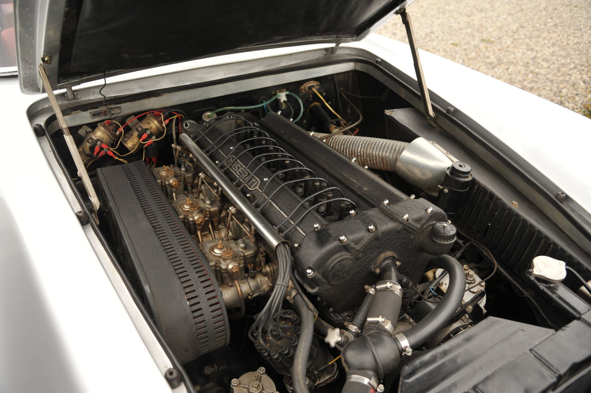 Maserati 3500 GT Coupe - P.O.R. (1960) For Sale (picture 6 of 6)