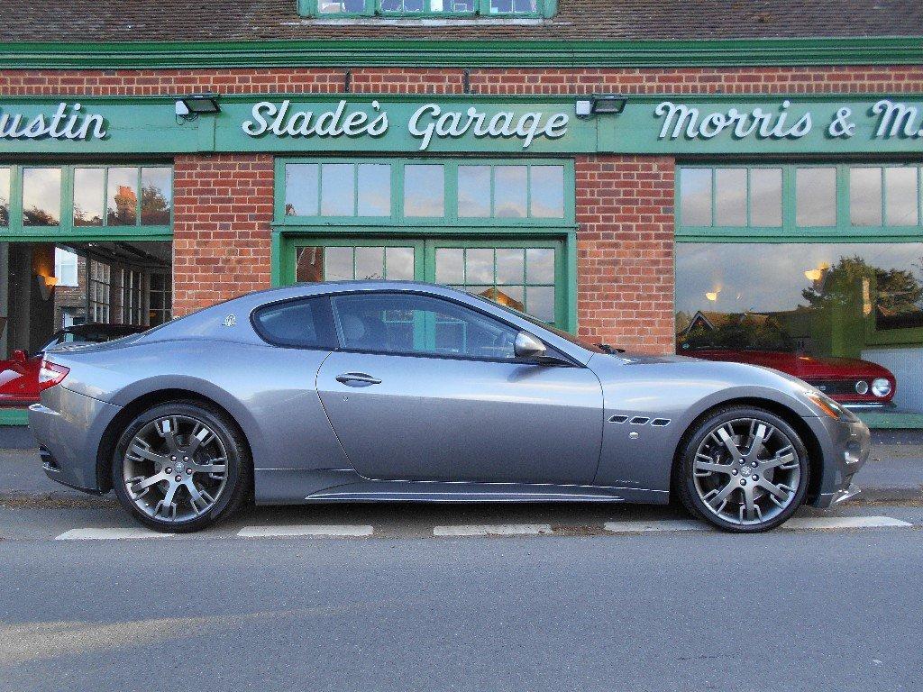 2012 Maserati Granturismo S Coupe Automatic SOLD (picture 1 of 4)