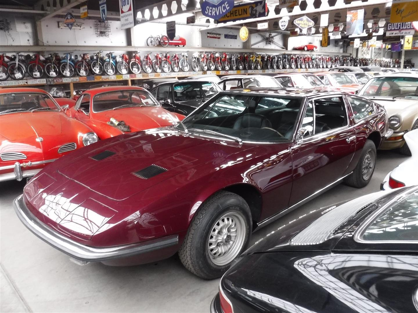 1971 Maserati Indy 4.9 SS   '71 For Sale (picture 1 of 6)