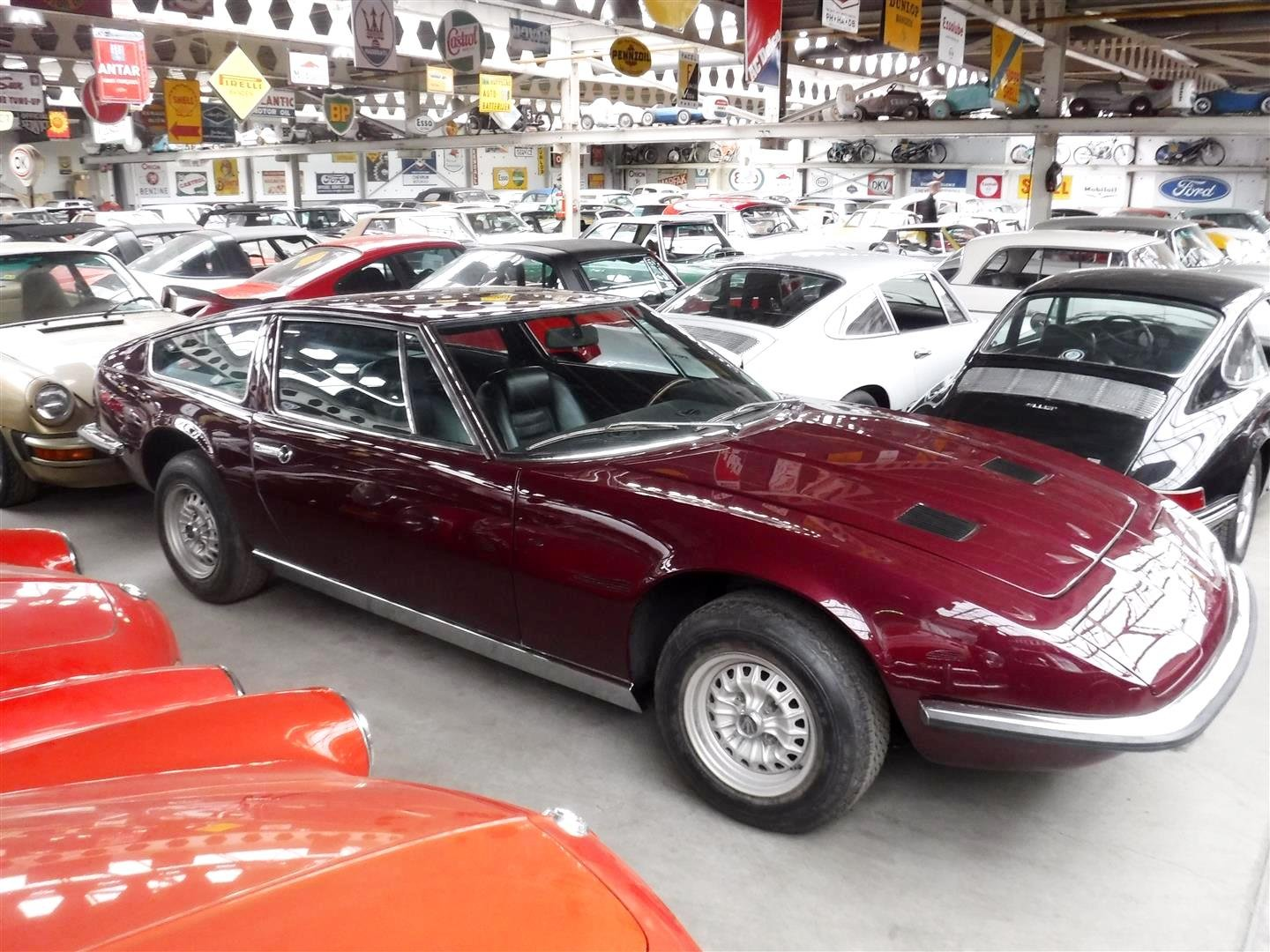 1971 Maserati Indy 4.9 SS   '71 For Sale (picture 2 of 6)